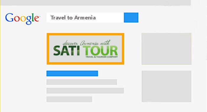 Sati Tour advertising