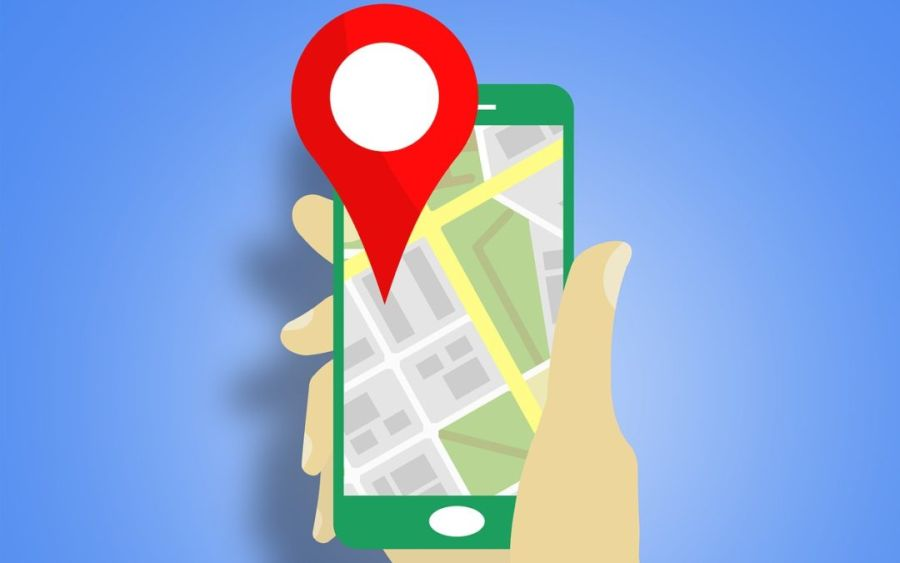 Map Google Location Maps Navigator Gps Navigation