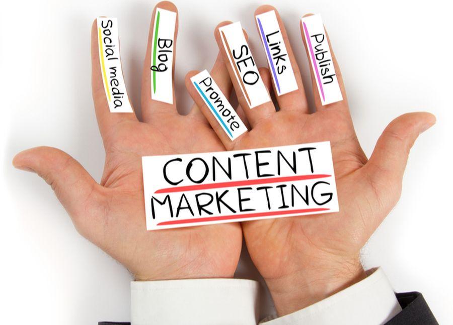 kontent marketing