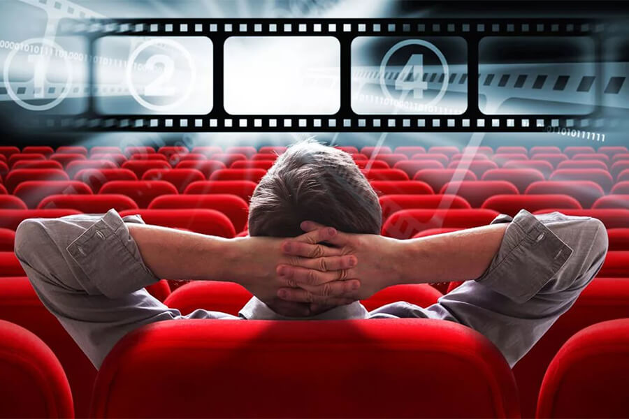 Ditel filmer marketingi masin