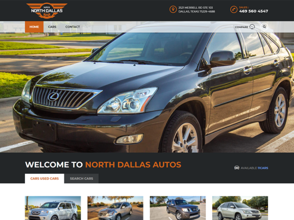 North Dallas Autos - Northdallasautos.com